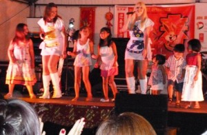 Abba tribute children's show Abba tribute kids show Abbasession